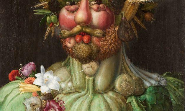 De kunst van tuinieren – GIUSEPPE ARCIMBOLDO
