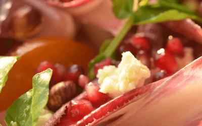 Recept: Salade van witlof met geitenkaas