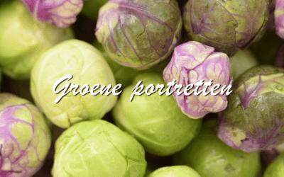 Groene portretten: Spruitkool