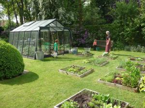 Tuinieren onder glas 3