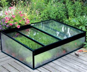 Tuinieren onder glas 1
