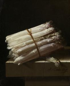 Adriaen Coorte, Rijksmuseum, Amsterdam