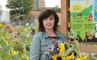 Boschveldtuin: Groene oase als sociale ontmoetingsplek