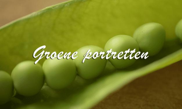 Groene Portretten: Erwten