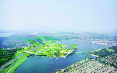 Boj van de Berg: Groene Stadsontwikkelaar