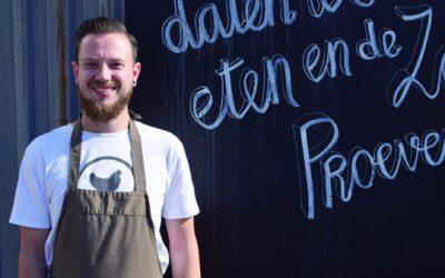 Quiche van chef-kok Levon Timmers