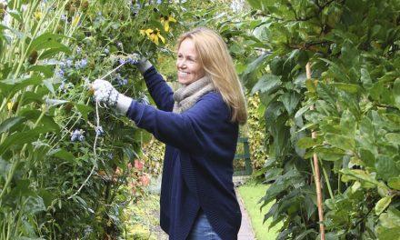 De kok en haar moestuin: Natascha Boudewijn