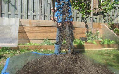 Compost, het zwarte goud – Tip van Taco