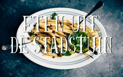 Eten uit de stadstuin: Pastinaak