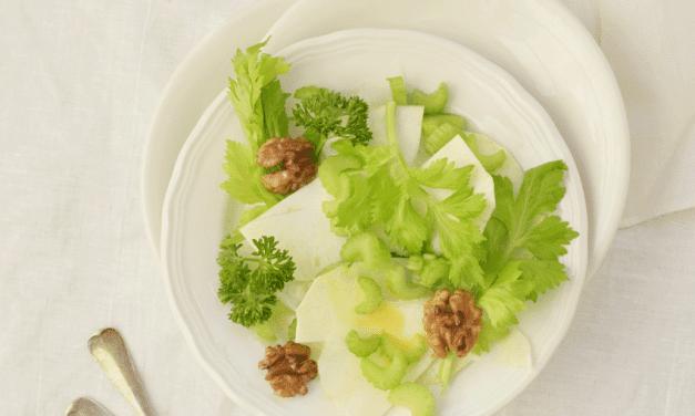 Recept: Sellerie salade