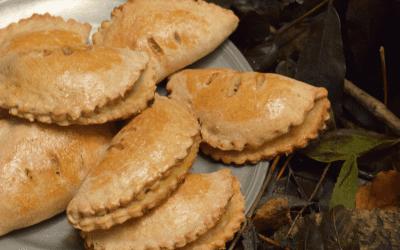Recept: Bishak, pasteitjes met pompoenvulling