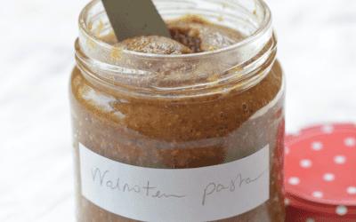 Recept: Walnotenpasta