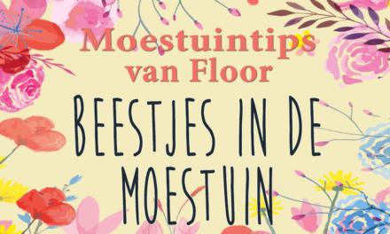 Moestuintips van Floor: Beestjes in de moestuin