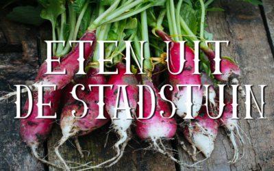 Eten uit de stadstuin: Risotto met geroosterde radijsjes