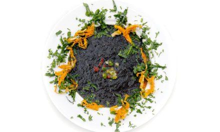 Recept: Sopa de huitlacoche