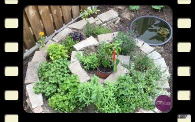 Vlog: Zo maak je een kruidenspiraal