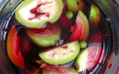 Recept Walnotenwijn van groene walnoten
