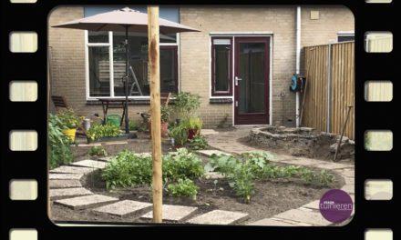 Aanleg eetbare tuin – Vlog